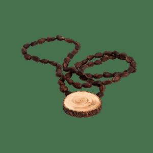 Cedrový náhrdelník