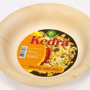 Cedrový talíř