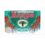 """Holící mýdlo """"Kedra"""" s pryskyřicí cedru sibiřského a bílého jílu 80g"""
