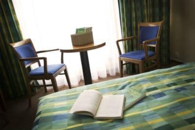 Knihy z edice Zvonící cedry Ruska na hotelovém pokoji? V Opavě ano!